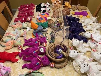 Rare Beanie Babies All Very Good Condition for Sale in Ontario,  CA