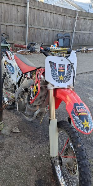 Honda crf450R for Sale in Norwood, MA