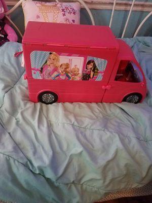 Barbie camper for Sale in North Providence, RI