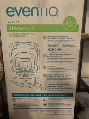 Brand New In Box 4-35 lbs CarSeat for Sale in Riverside, CA