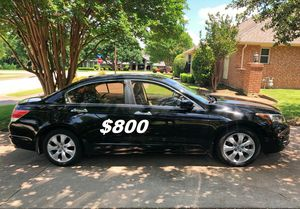 $800 🔥 Non Smoker 🔥 2OO9 Honda accord SPORT Runs and drives very smooth for Sale in Washington, DC
