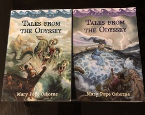 Tales From The Odyssey Books for Sale in Pico Rivera, CA