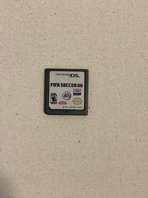 FIFA Soccer 06 Nintendo DS for Sale in Woodbridge, VA