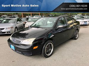 2005 Ford Focus for Sale in Seattle, WA