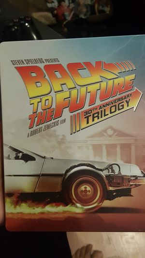 back to the future trilogy for Sale in Fontana, CA