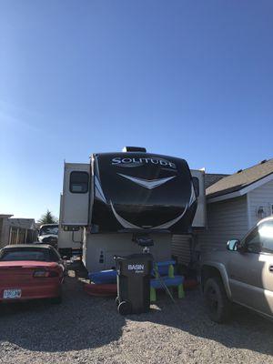 2017 Grand design 42 foot trailer for Sale in Pasco, WA