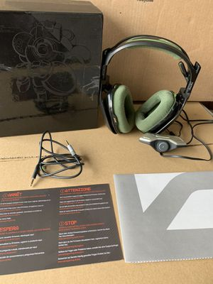 Logitech Astro Wired Gaming Headset Headphone XB1/PC/Mac (A40TR + MixAmp M80) for Sale in Norwalk, CA