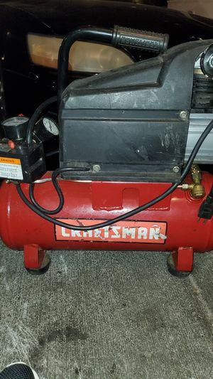 Craftsman air compressor for Sale in Portland, OR