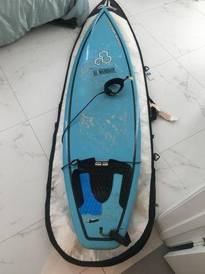 "Surfboard - epoxy - channel island - flyer 5' 10"" for Sale in Miami, FL"