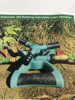 360 sprinkler for Sale in Goodyear, AZ