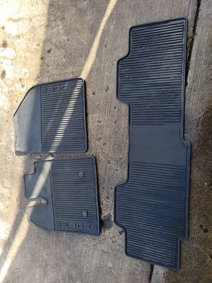 2011-2019 FORD EDGE OEM PLASTIC MATTS for Sale in Elgin, IL
