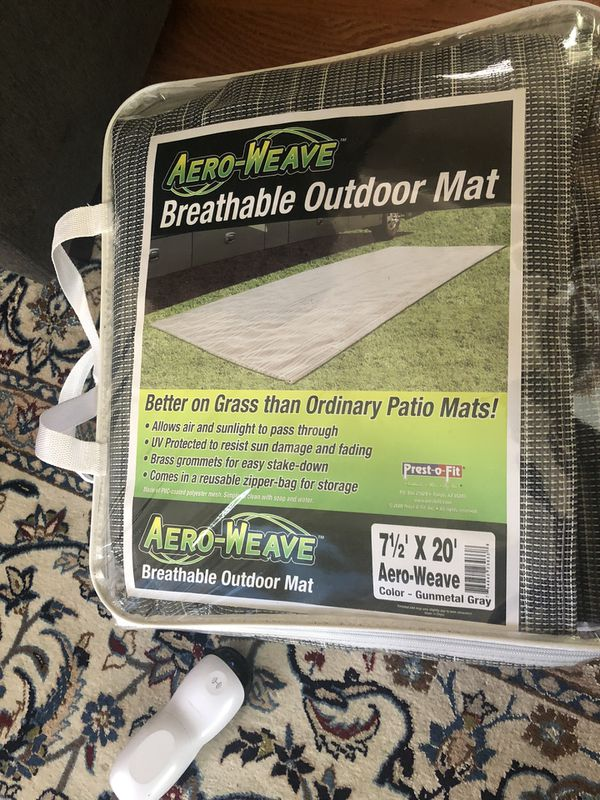 Aero-Weave Mat 7 1/2 x 20'