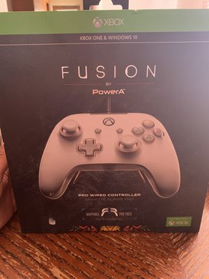 Fusion by powera controller for Sale in Fresno, CA
