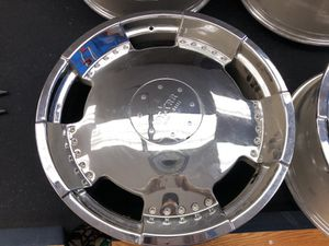 "22"" Starr rims for Sale in Brook Park, OH"