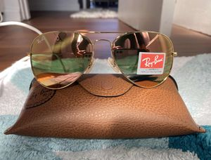 Brand New Authentic RayBan Aviator Sunglasses for Sale in Aliso Viejo, CA