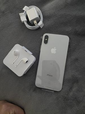 iPhone X 256gb NEW for Sale in Seattle, WA