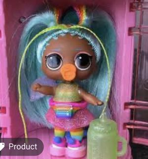 Rainbow raver lol surprise doll! - BRAND new (RARE) for Sale in Silver Spring, MD