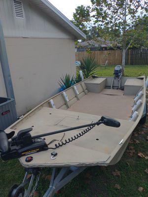 18' long 6.6' wide great boat. for Sale in Lakeland, FL