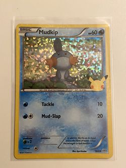 Pokemon 25th Anniversary Mcdonalds Promo 2021 Trading Cards- Hologram for Sale in Renton,  WA