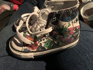 Batman boy toddler shoes 6 for Sale in Rochester, NY