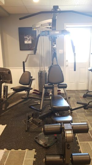 Parabody Total Body Gym for Sale in New Market, MD