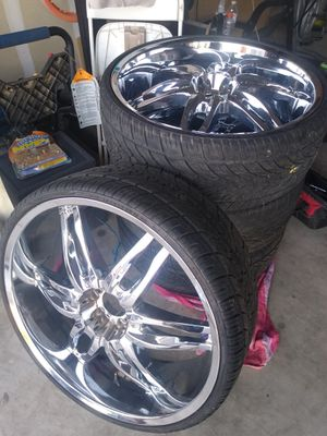 """26"""" rims for trade for Sale in Kingsburg, CA"""
