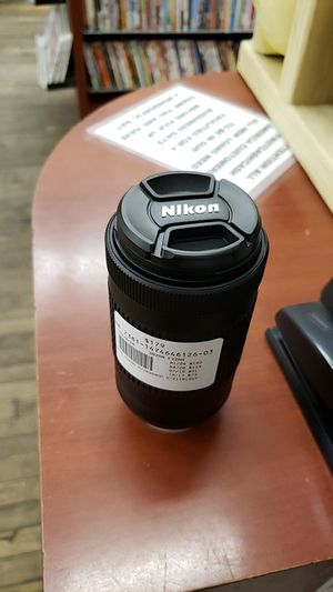 Nikon 70-300mm Lens for Sale in Chicago, IL
