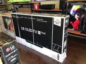 77 INCH OLED C9 BRAND NEW SEALED ! HUGE TV SALE ! SMART 4K for Sale in Burbank, CA