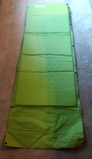 2x Sleeping bag & pad for Sale in Durham, NC