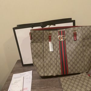 GUCCI GG NEVER FULL BAG for Sale in Ashburn, VA