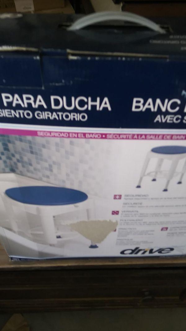 Banc De Douche