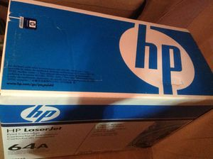 Genuine hp laserjet printer cartridge. New sealed. for Sale in Jacksonville, FL
