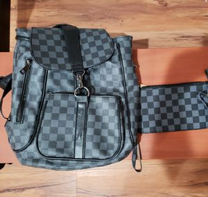 Backpack and wallet/coin purse for Sale in Chula Vista, CA