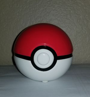 Pokemon ball bank for Sale in Menifee, CA