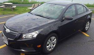 2014 Chevy Cruze CLEAN for Sale in Lorain, OH