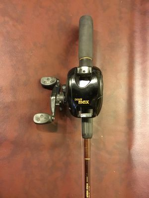 Bass fishing rod and reel for Sale in Peoria, AZ