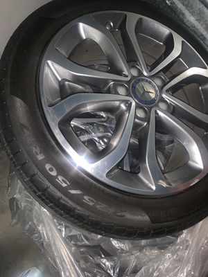 mercedes rims OEM WITH RUN FLATS for Sale in The Bronx, NY
