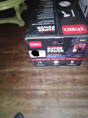 Toro lawn mower for Sale in Irving, TX