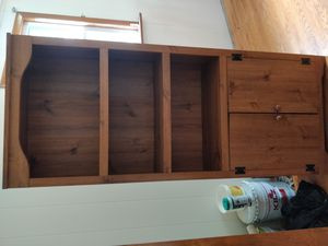 Light stained wood Bookshelves and TV stand set for Sale in UPPR MORELAND, PA