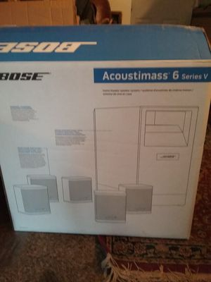 Bose and Yamaha set up for Sale in Everett, WA