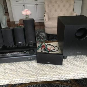 Onkyo 5ch Surround Sound for Sale in Los Angeles, CA