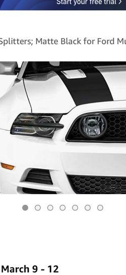 MMD 14' Mustang Headlight L/R Headlight Splitter for Sale in San Antonio,  TX