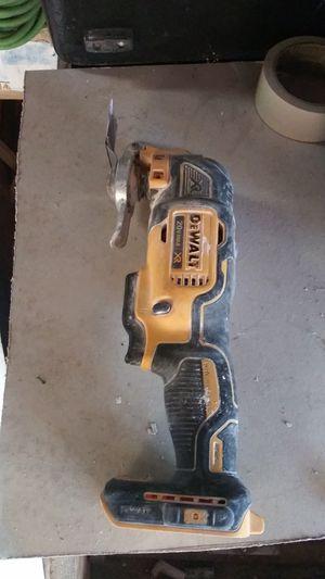 Dewalt muti tool for Sale in Fresno, CA