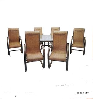 Eastwood Patio Dining Table & Chairs for Sale in Crockett, CA