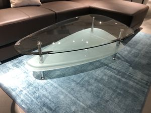 Glass coffee table for Sale in Rockville, MD