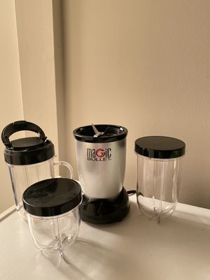Magic bullet blender for Sale in Baltimore, MD