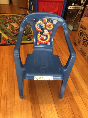 Mickey Mouse lawn chair KIDS for Sale in Johnston, RI