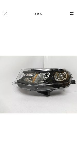 2017 Chevy camaro driver side halogen headlight for Sale in Seat Pleasant, MD