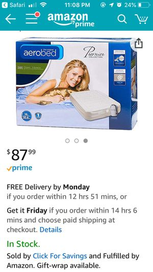 Air mattress for Sale in Washington, DC