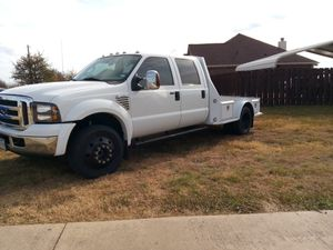 2007 Ford F450 4x4 for Sale in Terrell, TX